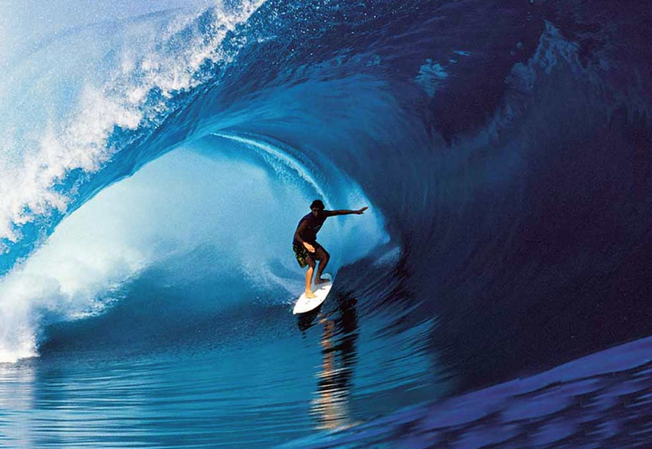 surfing not trading