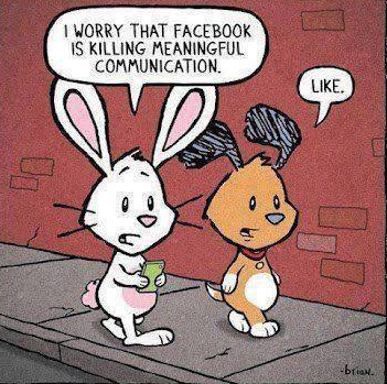 Facebook Kills Communication