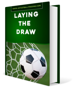 My betfair trading method - Lay The Draw