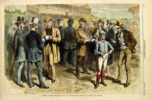 horse race betting image